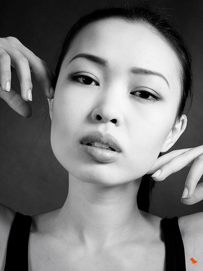 Portrait • Malika by Fabrice Labit on 500px.com