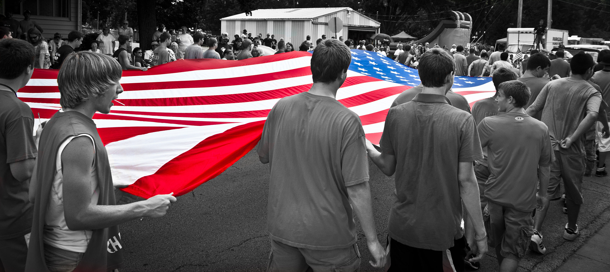 Photograph American Flag by Stan Olson on 500px