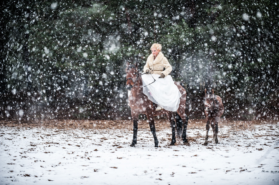 Photograph Winter wedding by Valters Preimanis on 500px