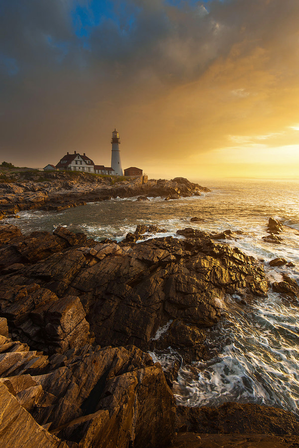 Photograph Portland Head Light by Joseph Rossbach on 500px