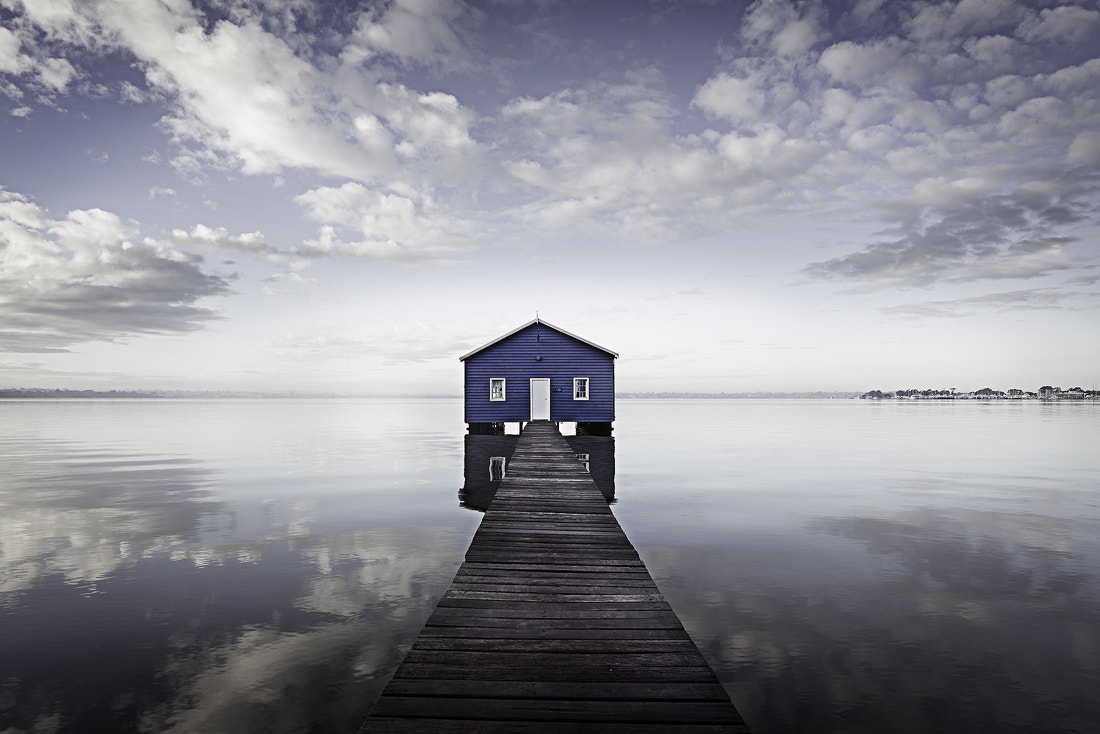 Photograph Boatshed by Sharon Graham on 500px