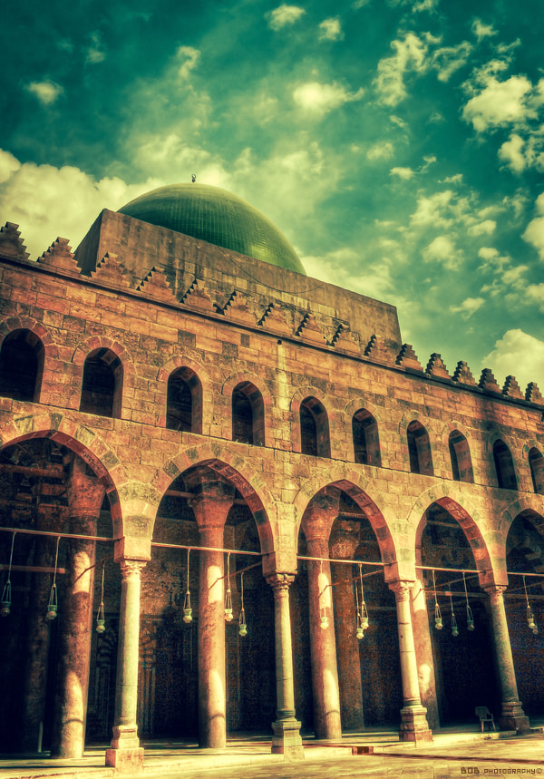 Photograph Sultan Al-Naser Muhammad ibn-Qalawon Mosque by Ehab Mohsen on 500px