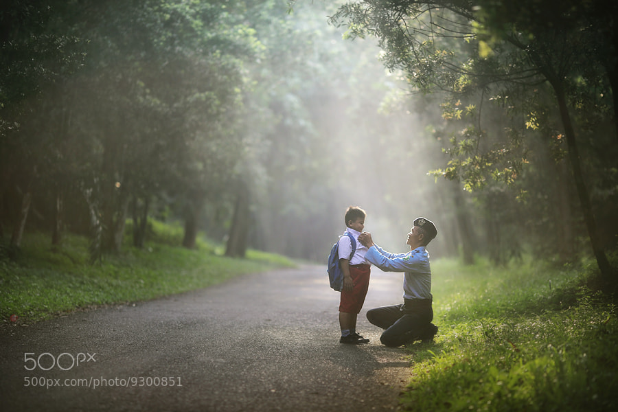 Photograph single parent by asit  on 500px