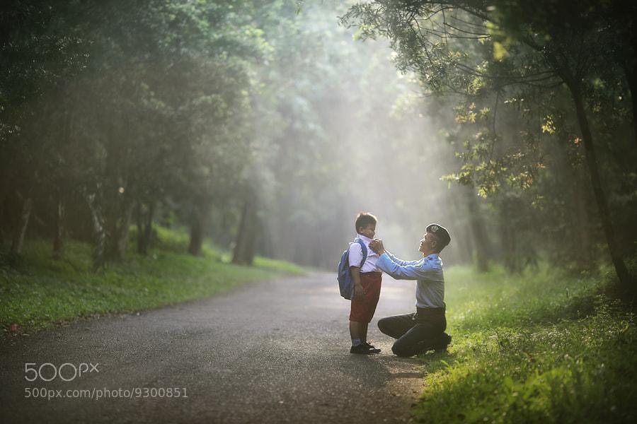 Photograph single parent by asit  on 500px