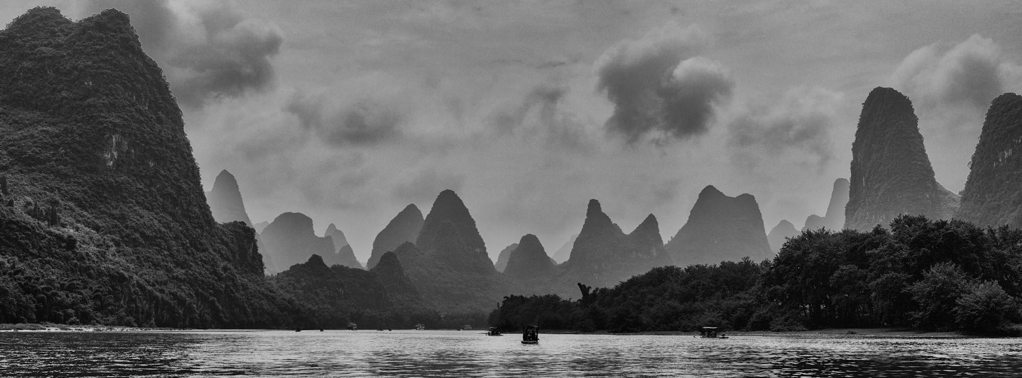 Photograph Li River, XingPing China by Stephen Patterson on 500px