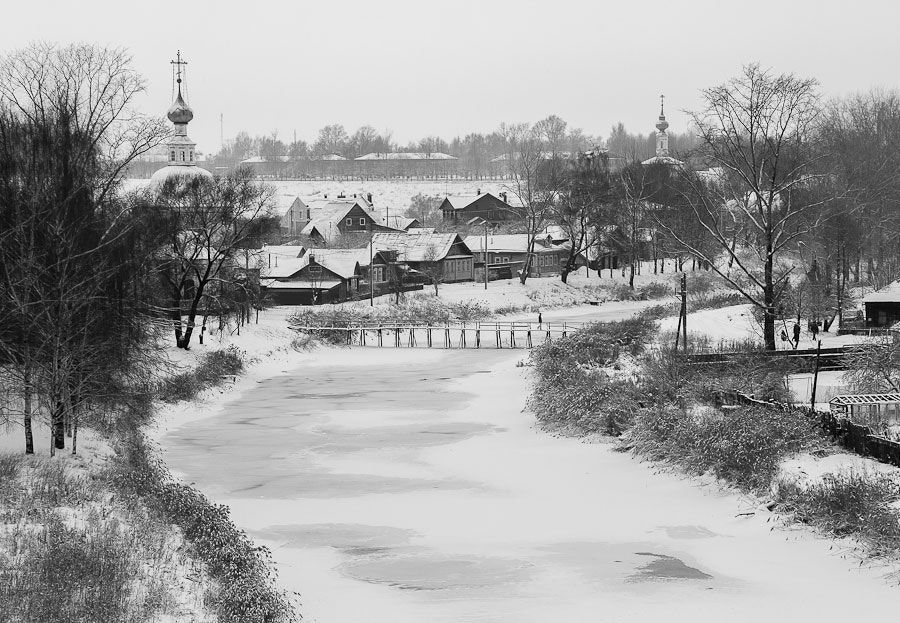 Photograph Winter in Suzdal by Alex Bykov on 500px