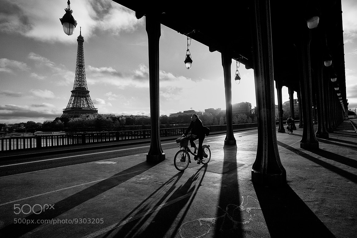 Photograph Just Another Morning in Paris by Kah Kit Yoong on 500px