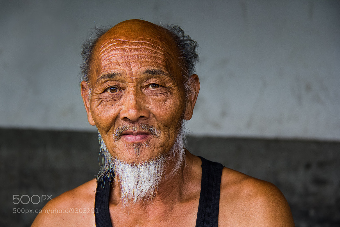 Photograph Old and Wise by Rotem Littman on 500px