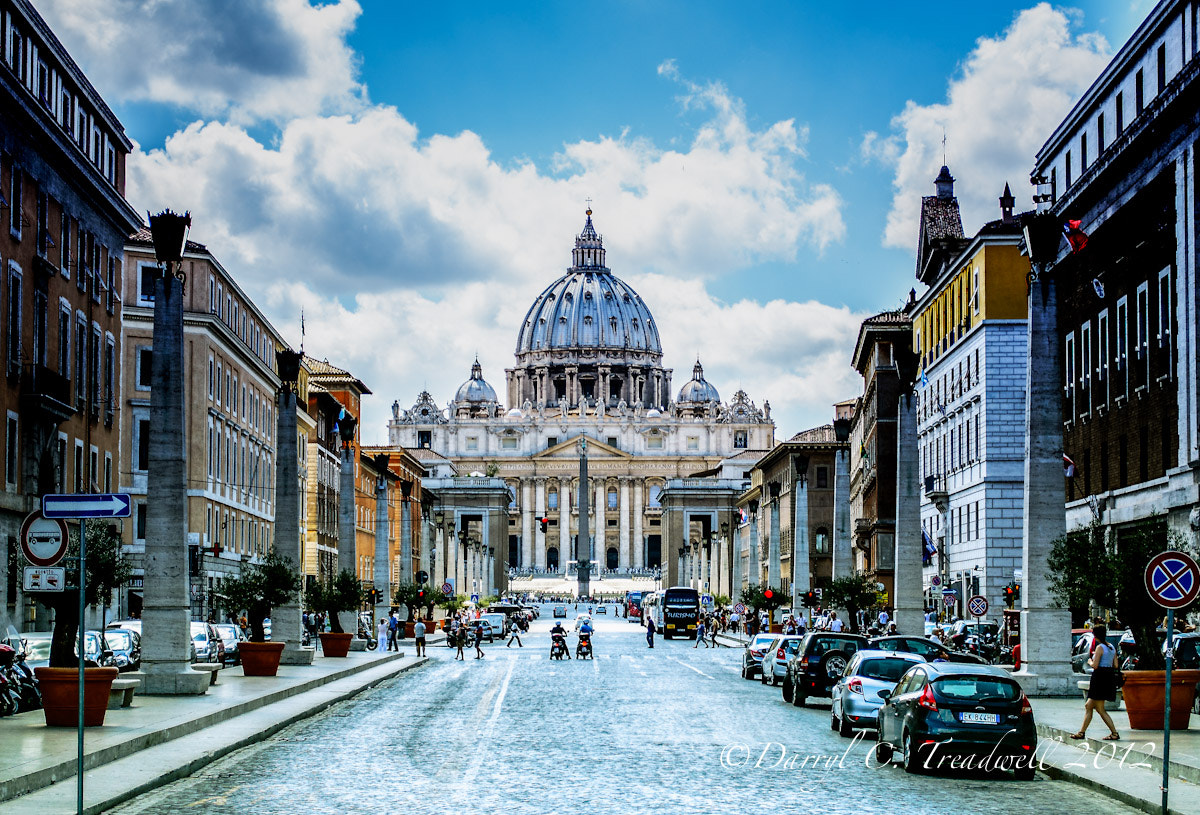Photograph In Rome by Treadwell Images on 500px