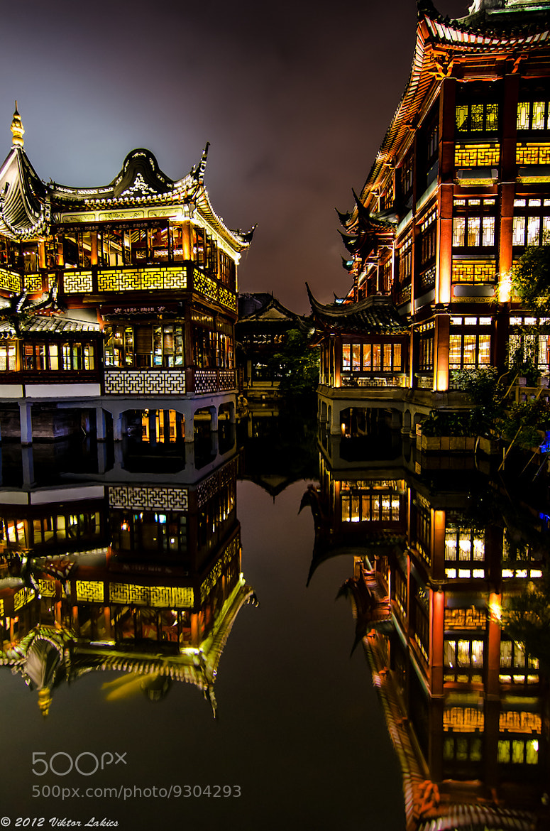 Photograph Shanghai Split by PhotonPhotography -Viktor Lakics on 500px