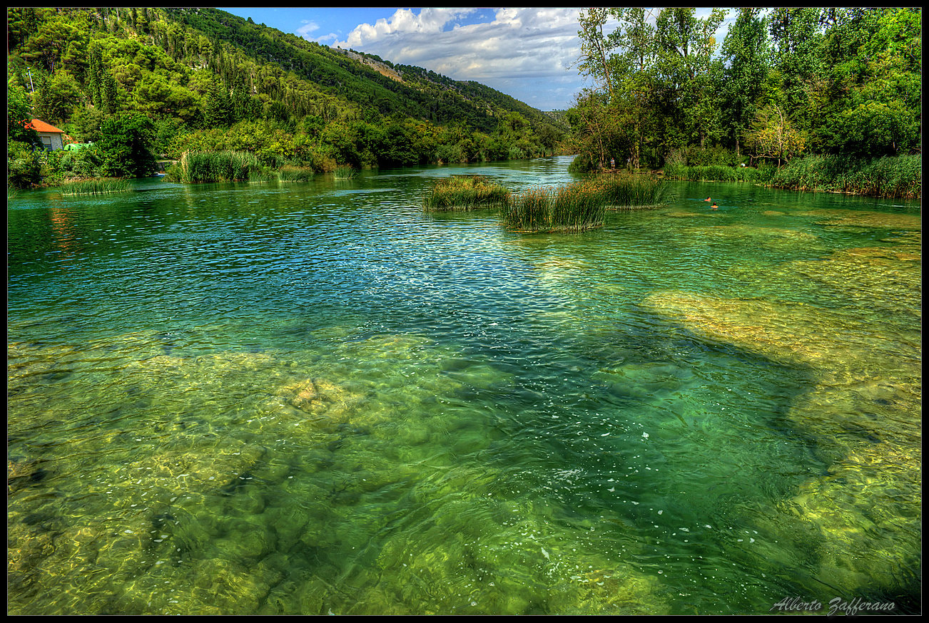Photograph Krka River by Alberto Zafferano on 500px