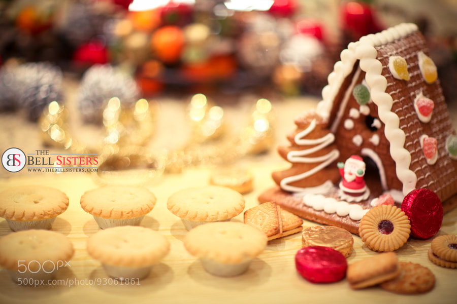 Photograph Christmas Baking by Sasha L'Estrange-Bell on 500px