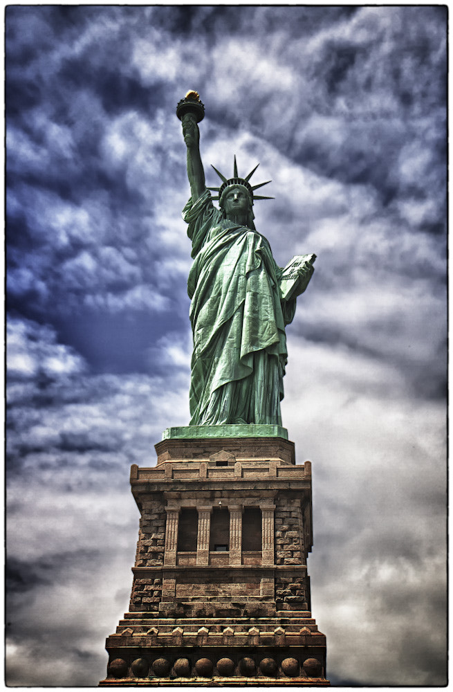 Photograph Statue of Liberty by Kai Buddensiek on 500px