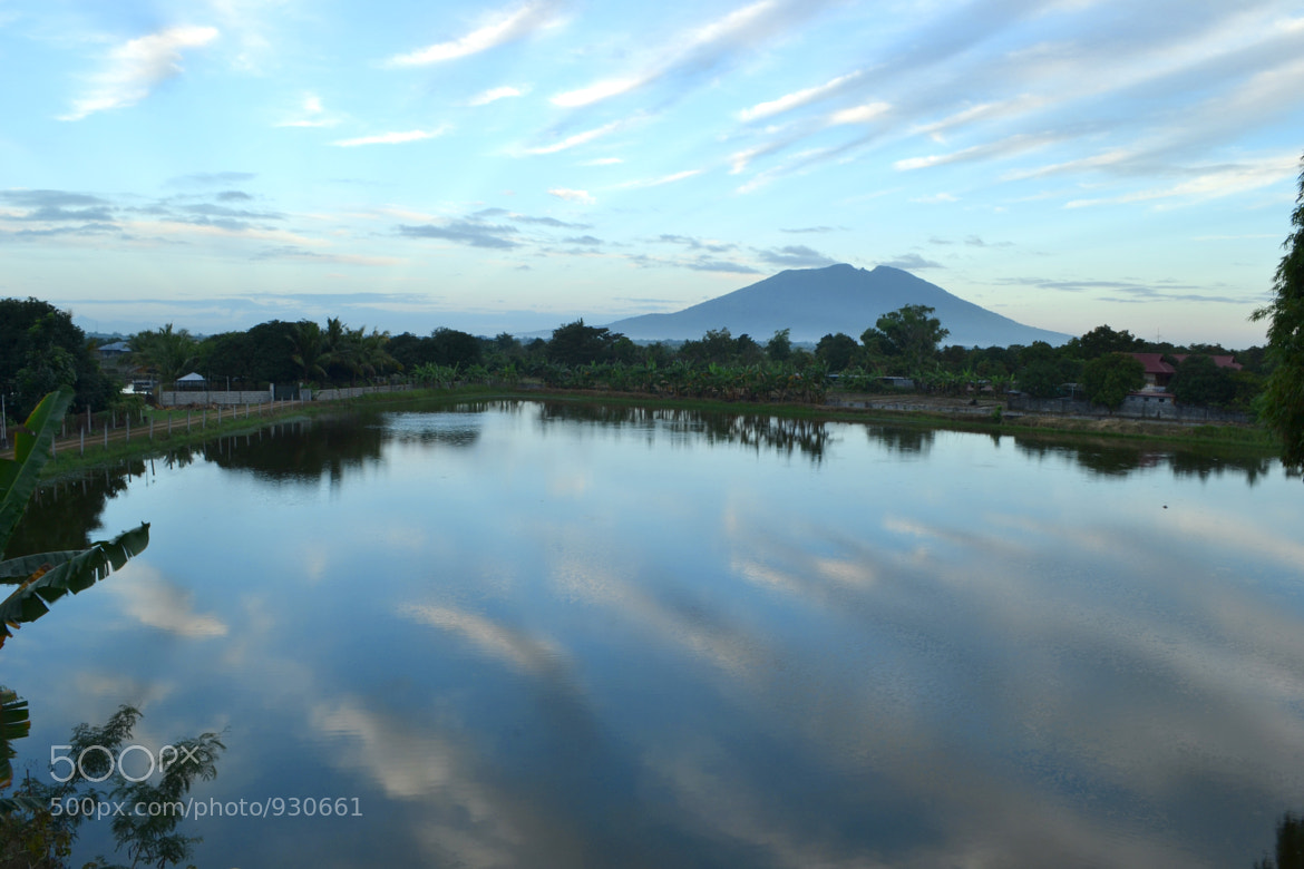 Photograph Clouds Above and Below Mount Arayat by Rob Panganiban on 500px