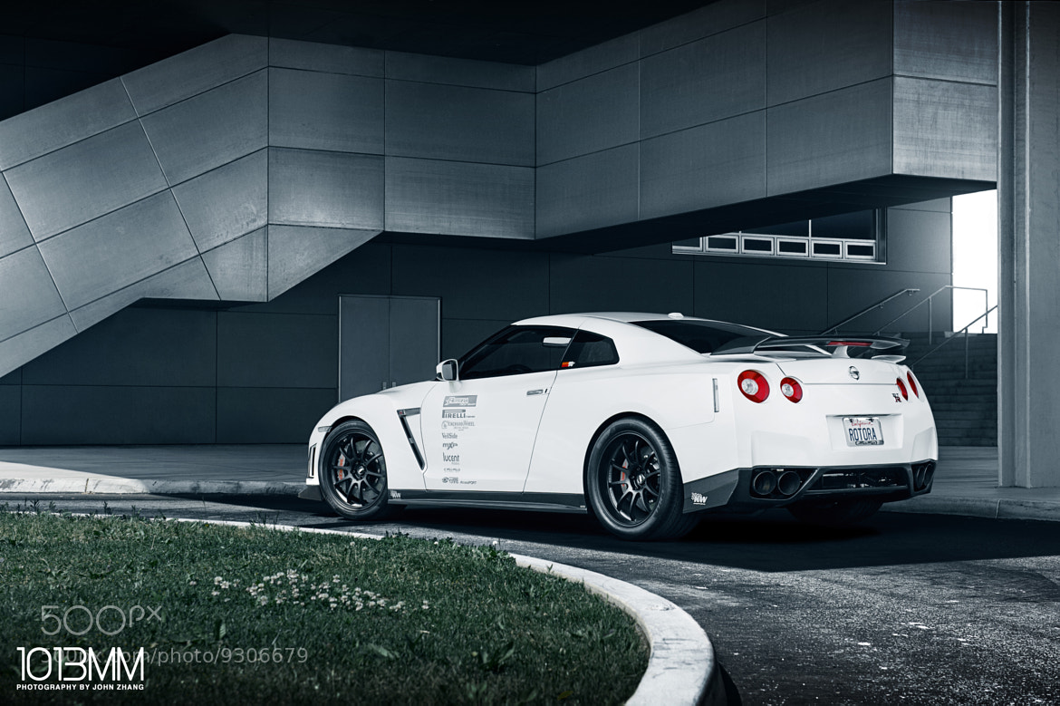 Photograph Rotora's Nissan GT-R by John Zhang on 500px