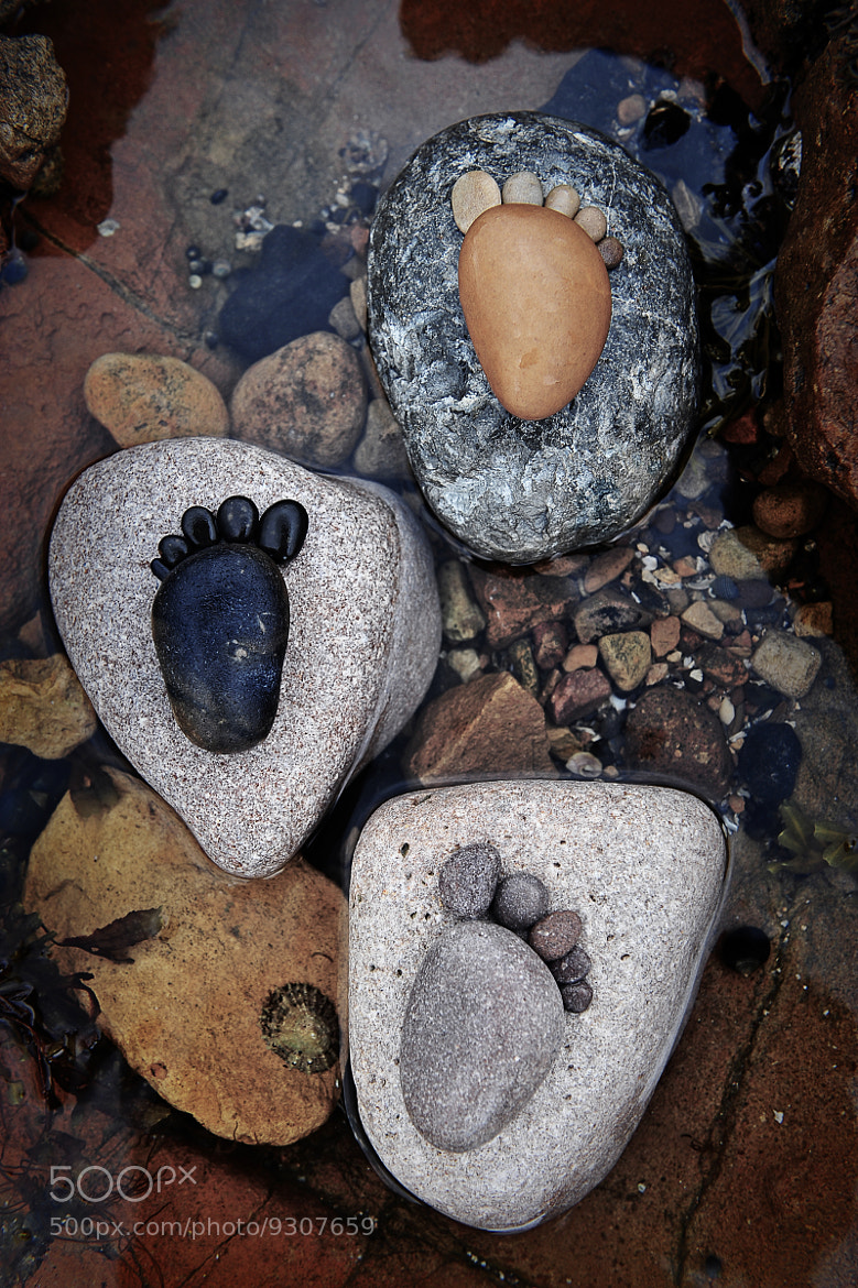 Photograph Stepping Stones by Iain Blake on 500px