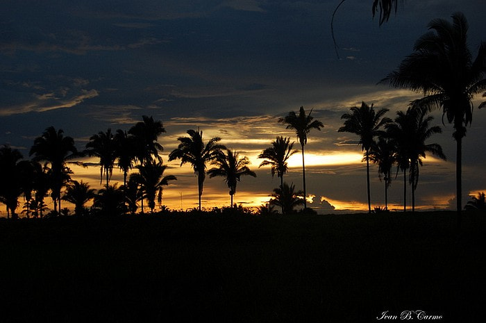 Photograph Sunsetting on the tropics. by Ivan B. Carmo on 500px