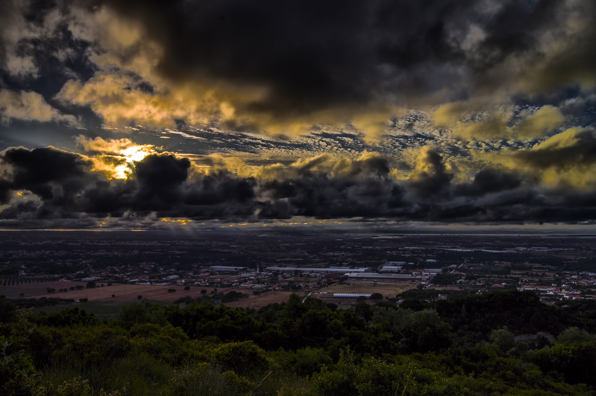 Photograph Clouds Black by Emanuel Fernandes on 500px