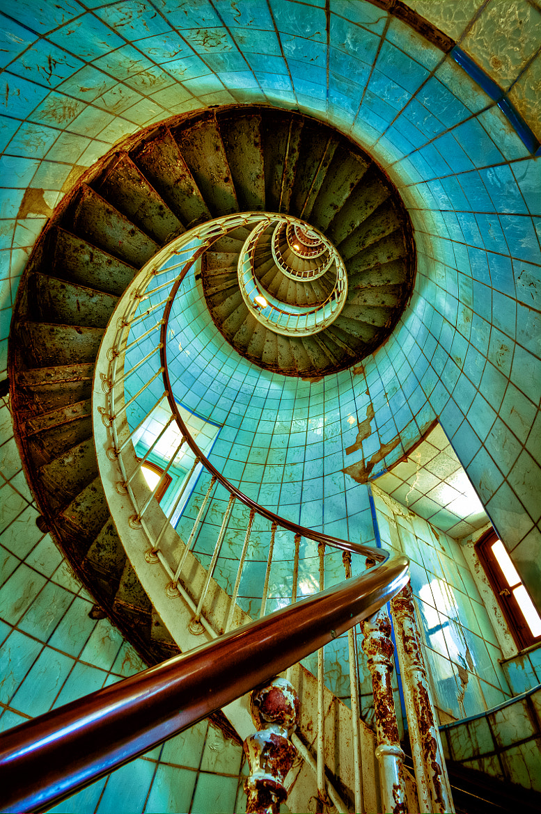 Photograph come to the lighthouse by AdrienC Photography on 500px