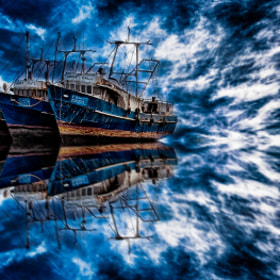 Blue Ships by Kyle Stanley (KyleStanley)) on 500px.com