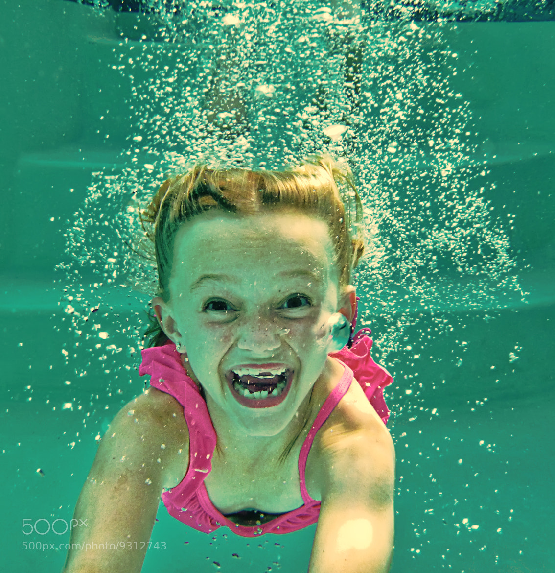 Photograph Underwater Joy by Jeff Clow on 500px