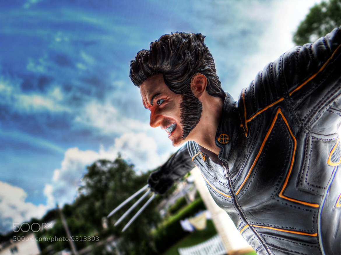 Photograph Wolverine Origins ! by Ivan Lerosier on 500px
