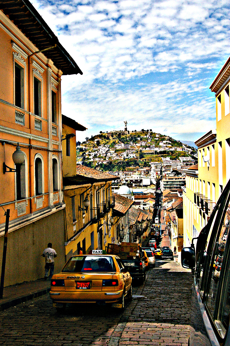 Photograph Quito by Denise Gushue on 500px