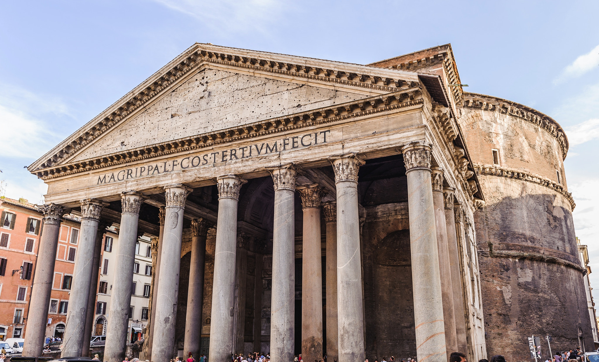 Photograph Pantheon Rome by Mark Ellison on 500px
