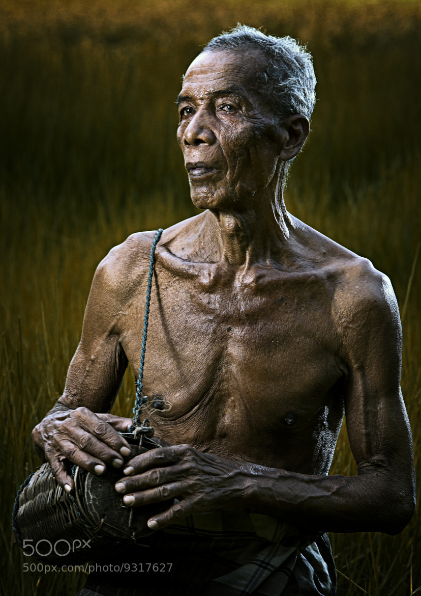 Photograph Real man by Zaid Ishak on 500px