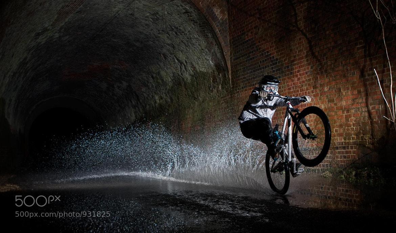 Photograph Tunnel splash by Adam Swords on 500px