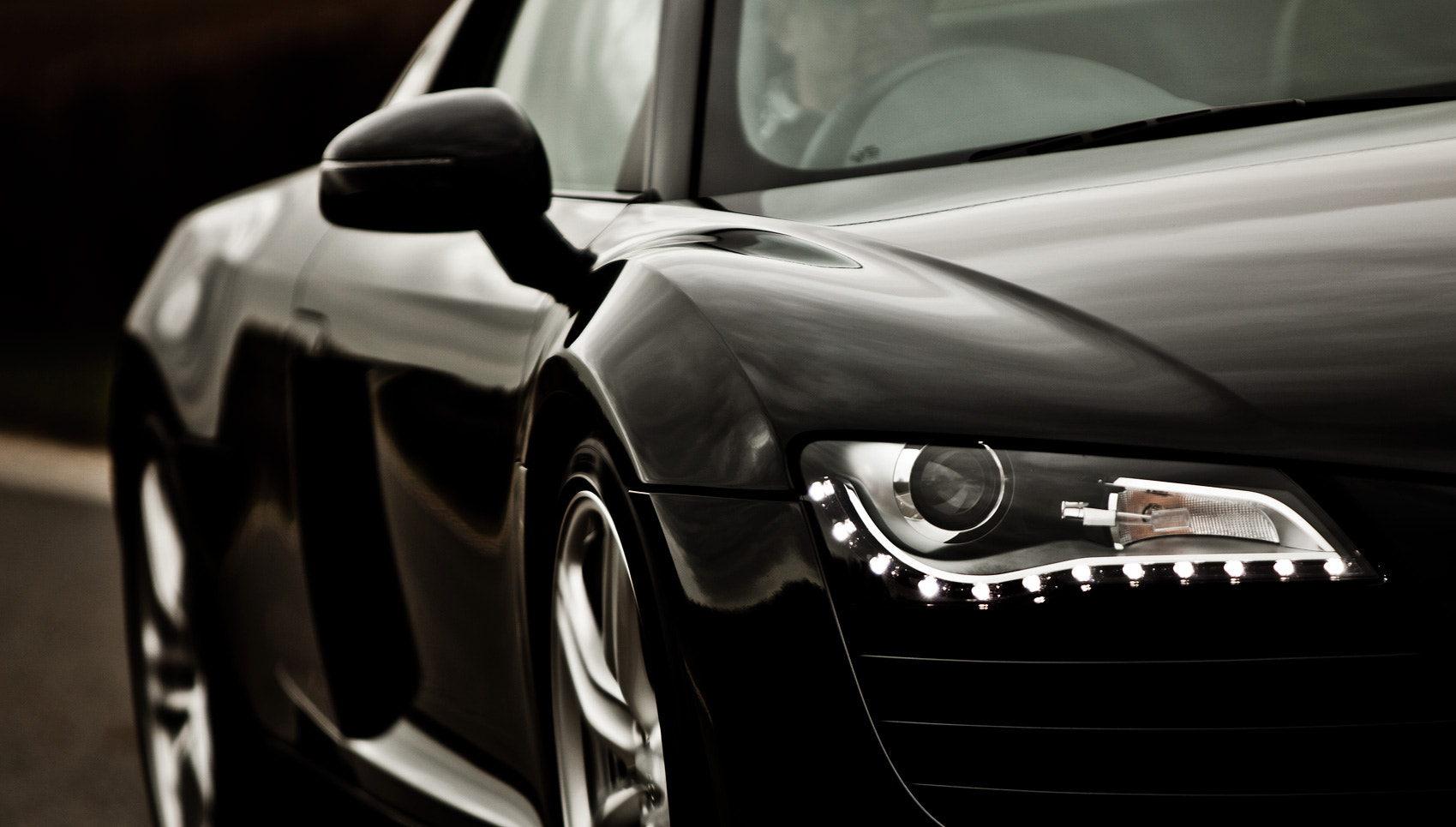 Photograph Audi R8 by Adam Swords on 500px