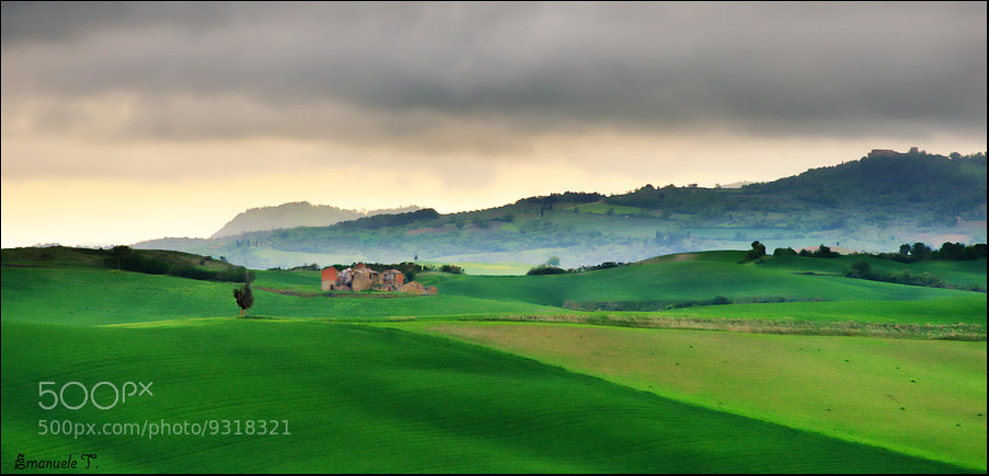 Photograph Bucolic landscape by Emanuele Torrisi on 500px