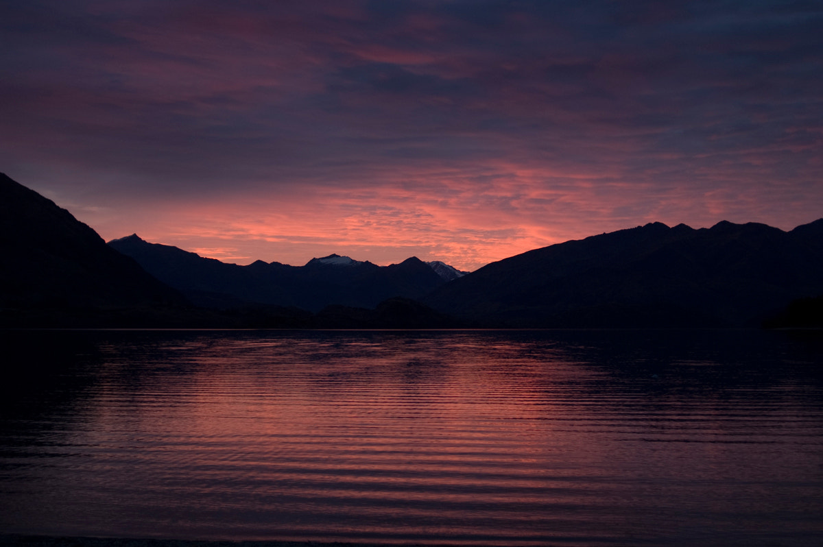 Photograph Lake Wanaka Colors by TripStory  on 500px