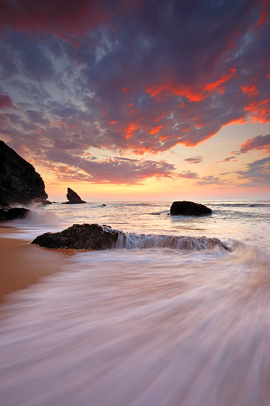 Photograph Revolving Tides by Nuno Dias on 500px