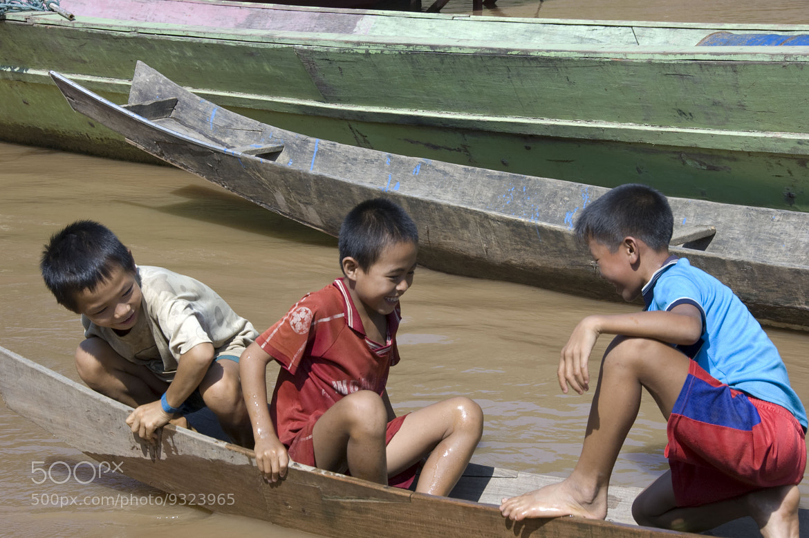 Photograph Fun on the Mekong by TripStory  on 500px