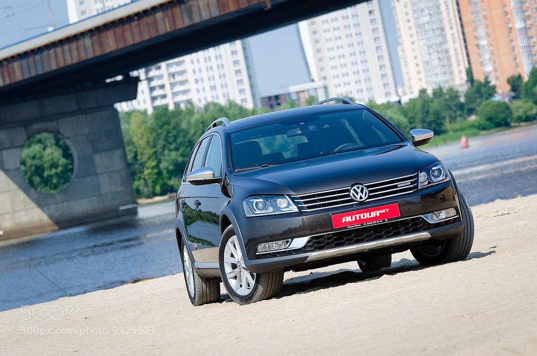 Photograph Volkswagen Passat Alltrack by Aleksey Taranenko on 500px