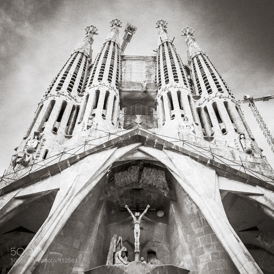 Photograph SAGRADA FAMILIA by Christian Anderl on 500px