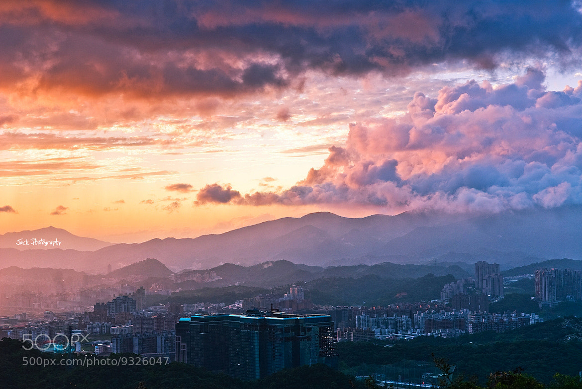Photograph Taipei by Jack Lin on 500px