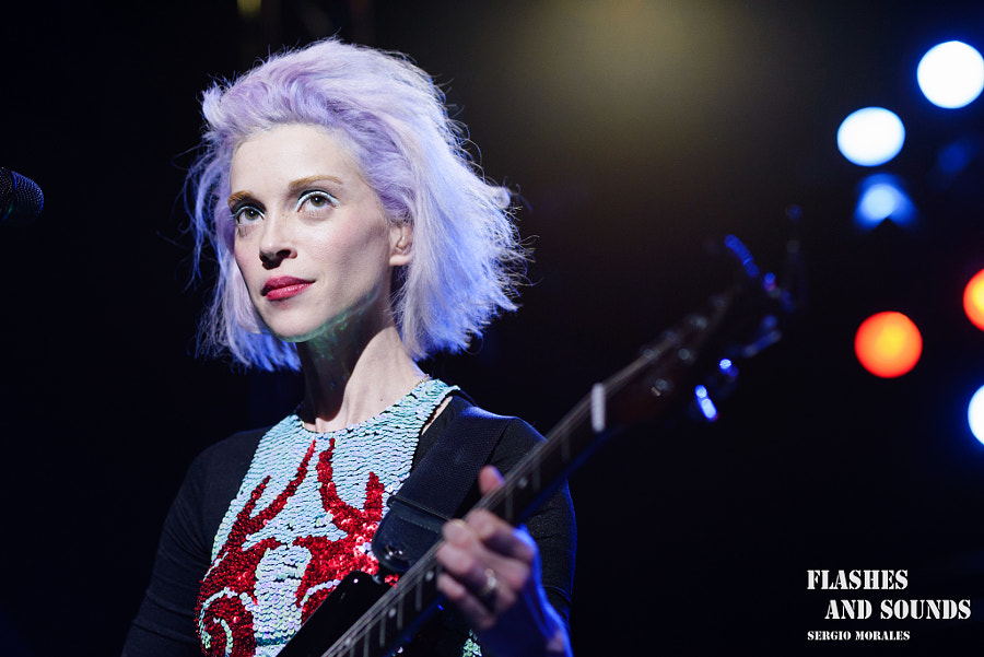 St. Vincent Portrait