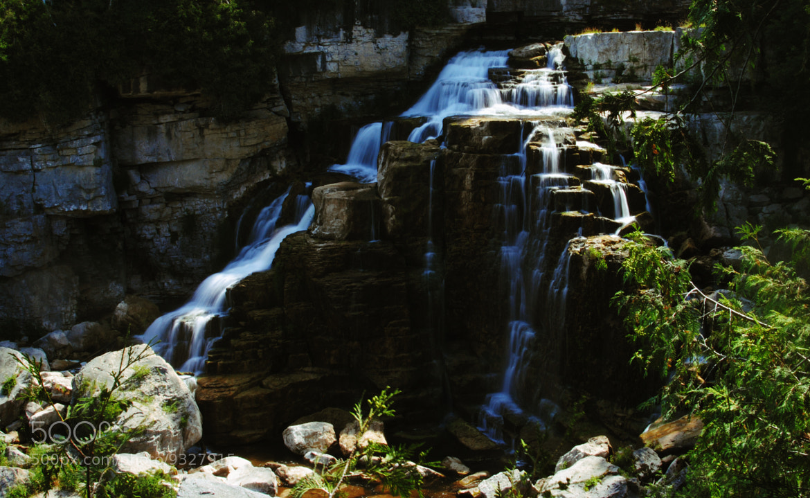 Photograph Inglis Falls by meghan sharp on 500px