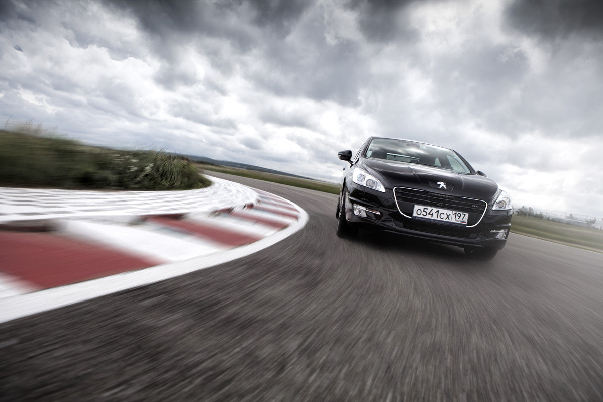 Photograph Peugeot 508 by Ivan Barinov on 500px
