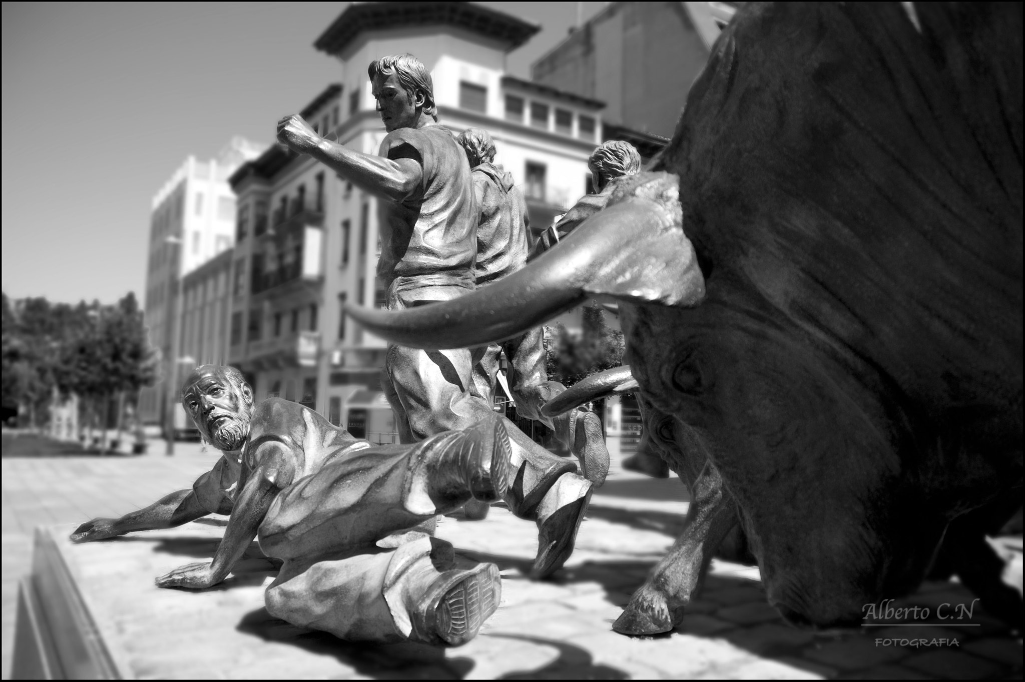 Photograph SAN FERMIN by Alberto Cabo on 500px