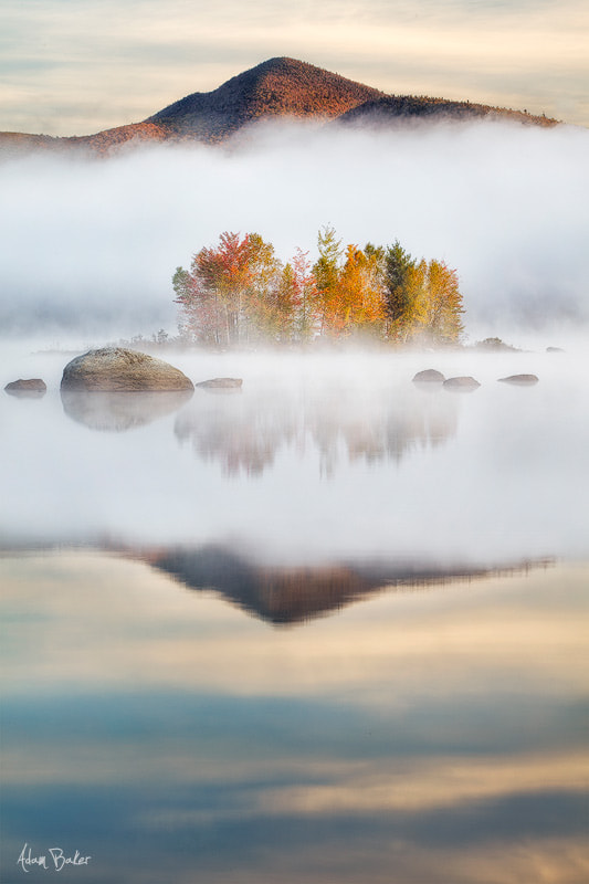 Photograph A Place In The Clouds by Adam Baker on 500px