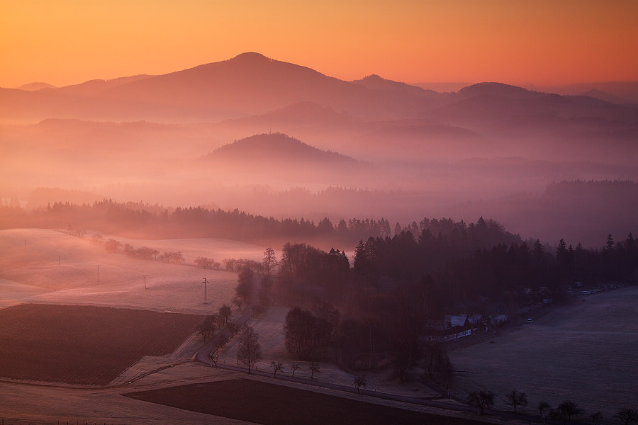 Photograph Early Spring Morning by Martin Rak on 500px