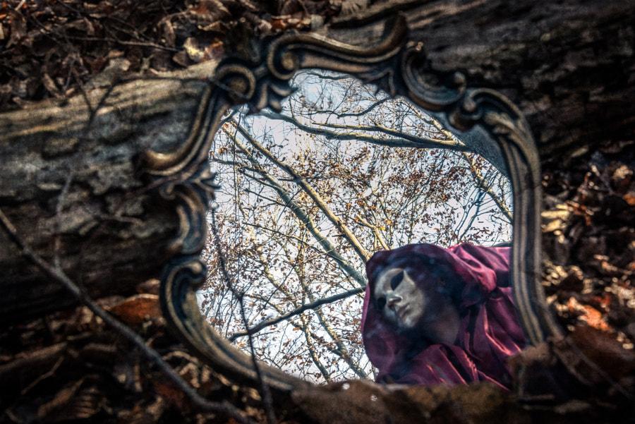 Lady Autumn, автор — Paolo Giraudo на 500px.com