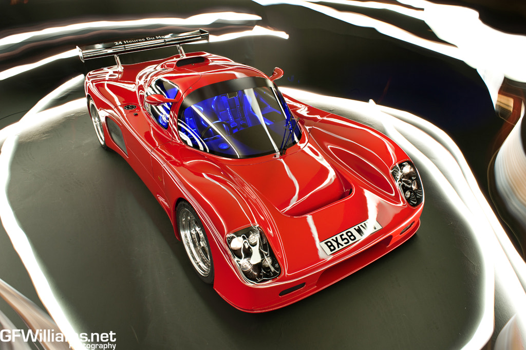 Photograph Ultima GTR by George Williams on 500px
