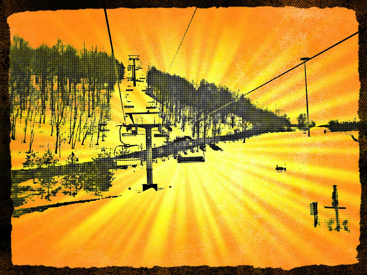 Photograph ski by S. S. on 500px