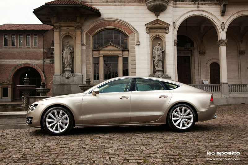 Photograph Audi A7 by Leo Sposito on 500px