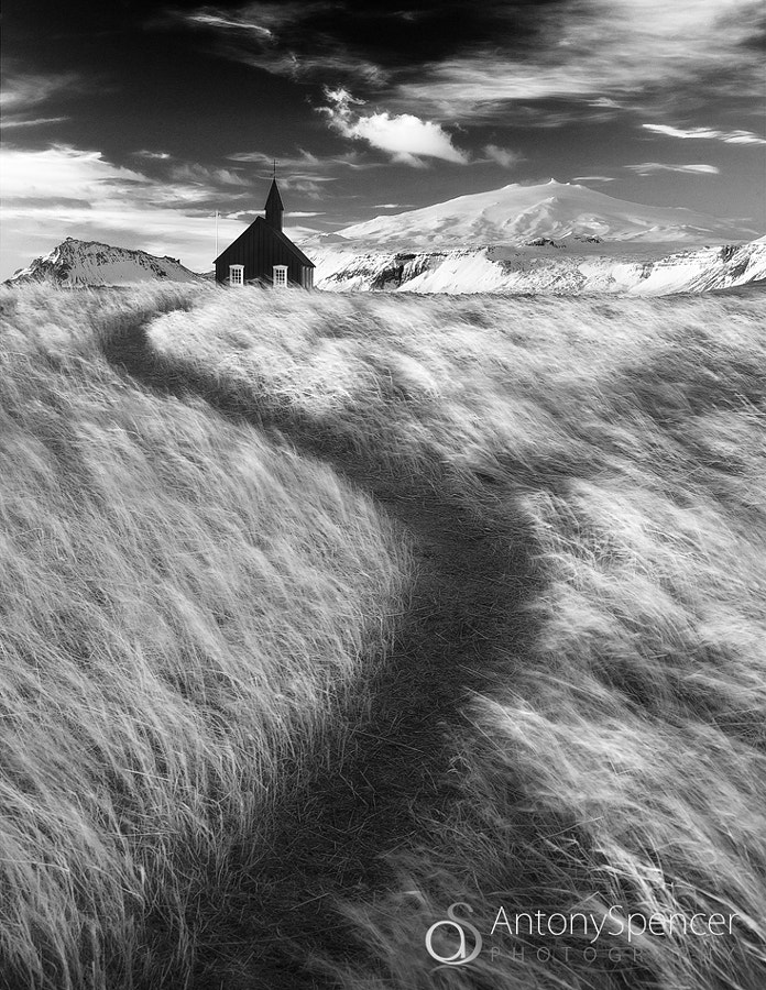 Photograph Budir Church by Antony Spencer on 500px