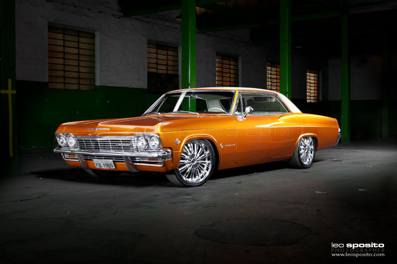 Photograph Chevrolet Impala by Leo Sposito on 500px